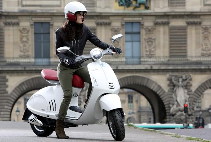 taxi moto sur Paris