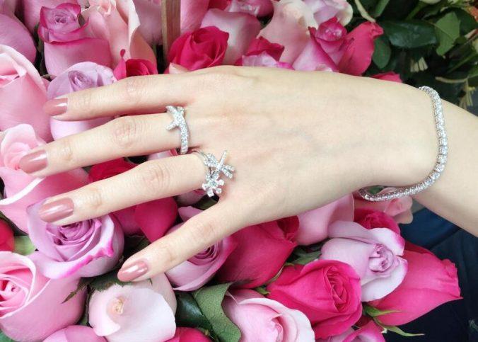 bagues diamant