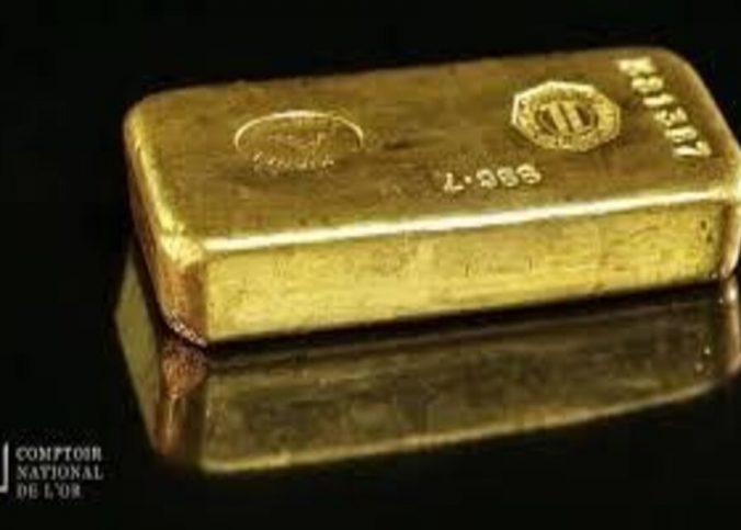 Vendre ou acheter de l'or